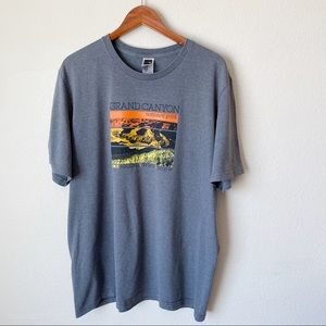 The North Face Gray Men's Hiking T-shirt Size XL
